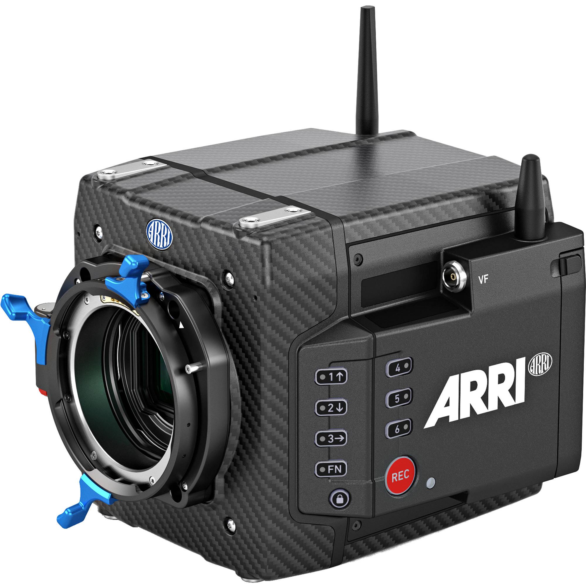 ARRI ALEXA Mini LF and Lens Mount Set (LPL) K0 0024310 B&H Photo