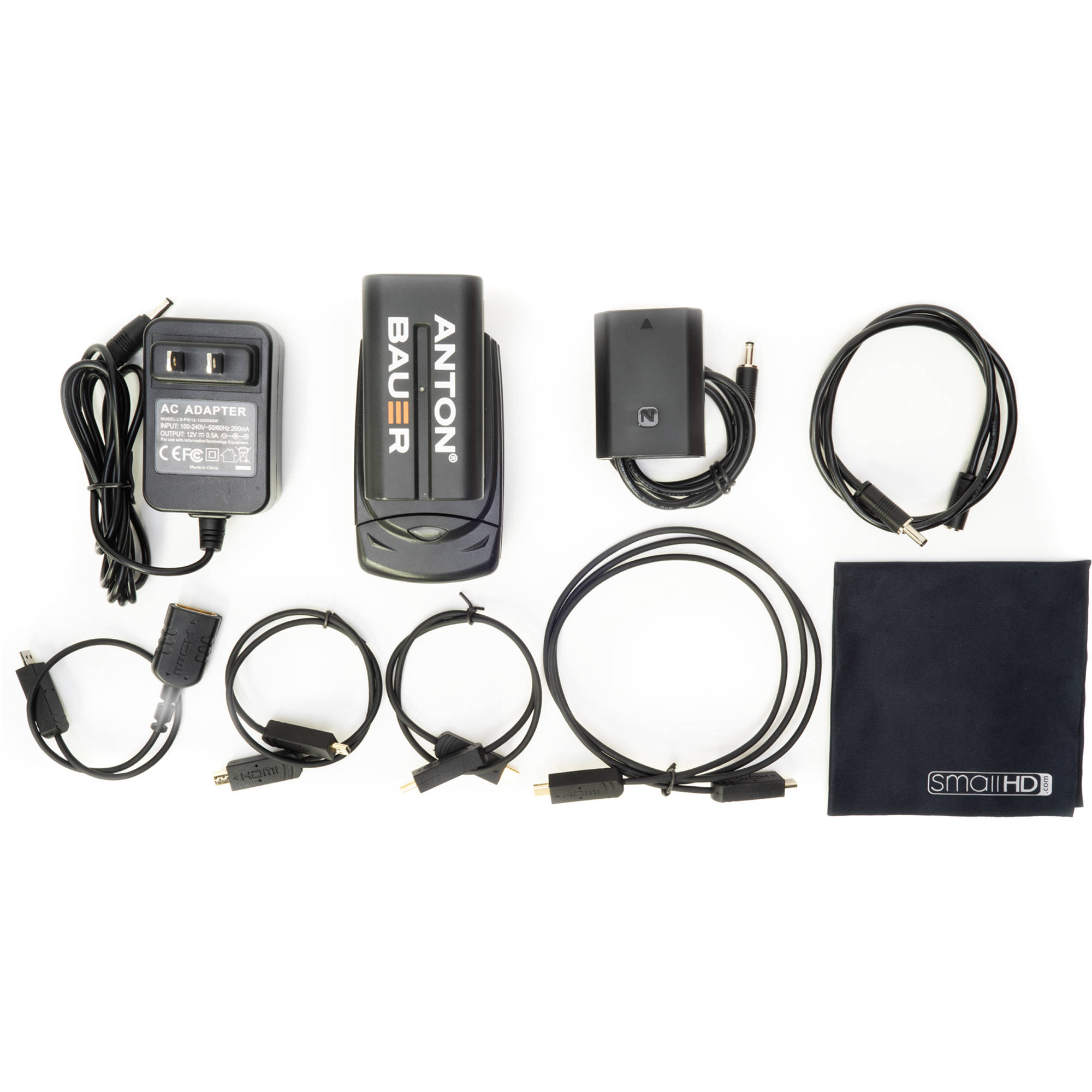 SmallHD Sony NP-FZ100 Power Pack for Sony a7RIII or a7III Cameras with  FOCUS 5 Monitor