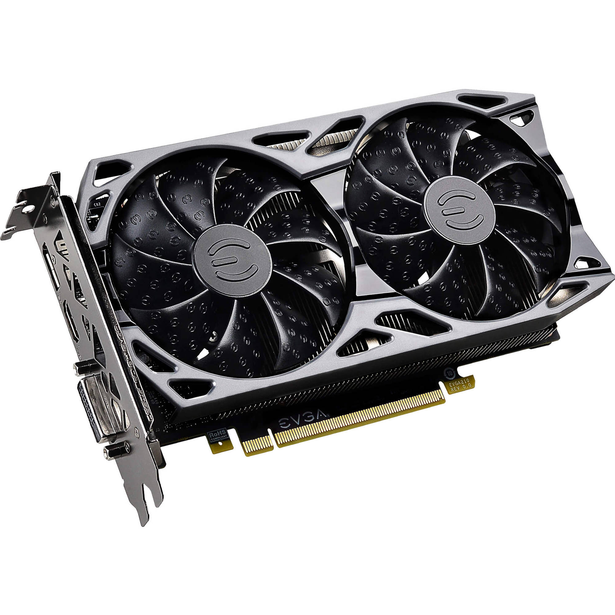 NEW EVGA NVIDIA GeForce GTX 1660 XC GAMING 6GB GDDR5 06G-P4-1163-KR Video Card