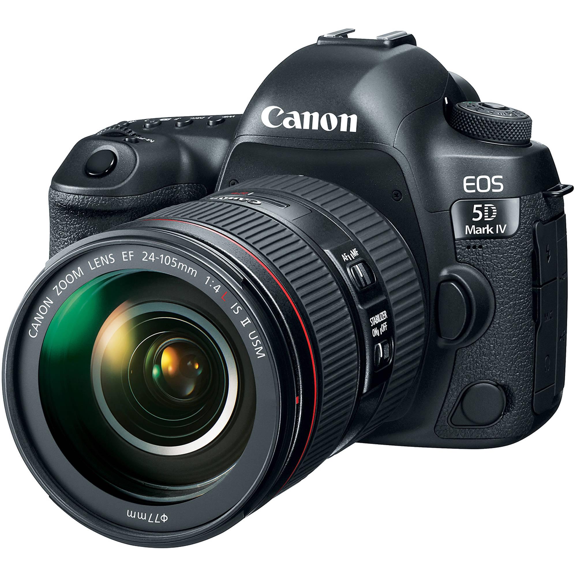 Canon 5D Full Frame SLR