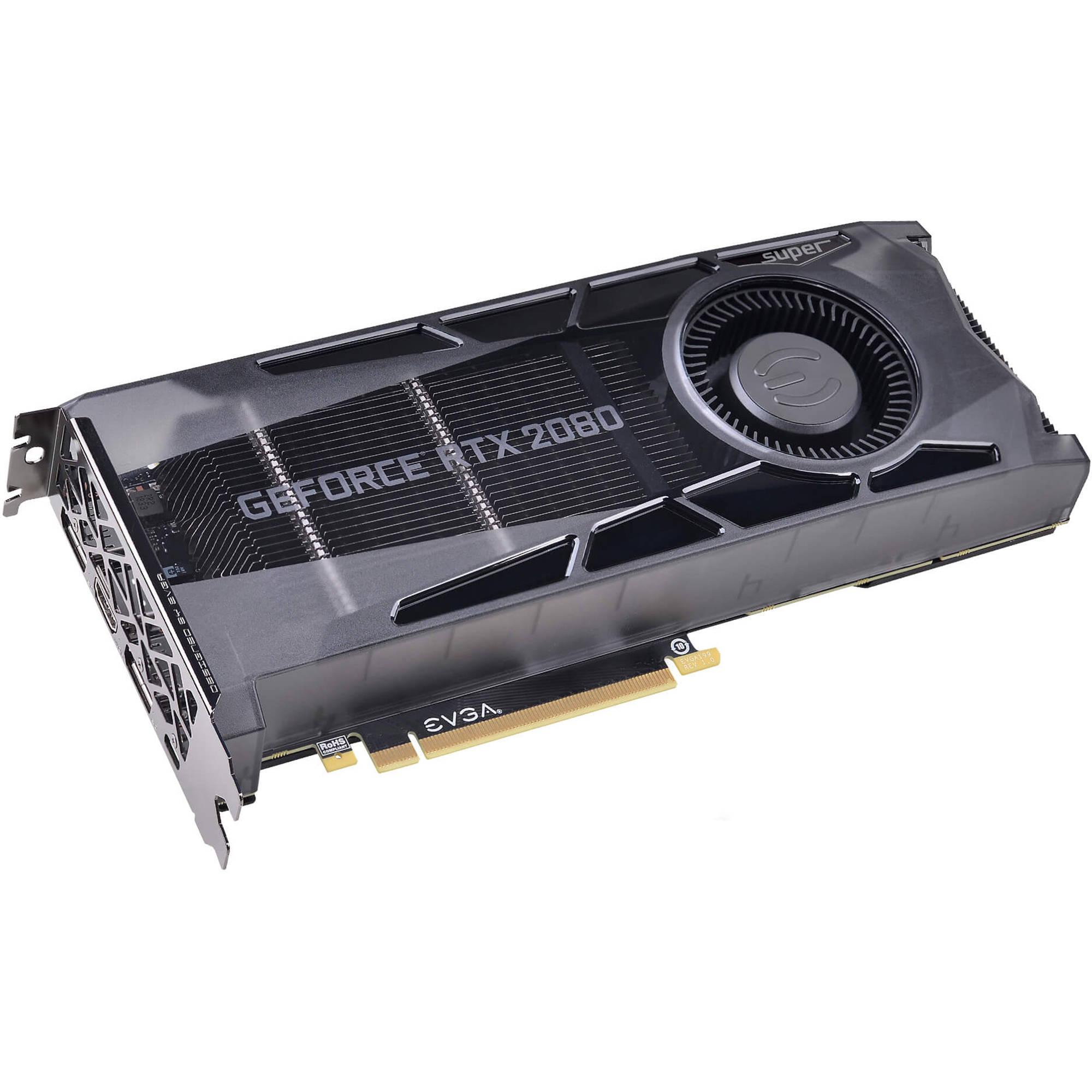 EVGA GeForce RTX 2080 SUPER FTW3 ULTRA GAMING Graphics Card