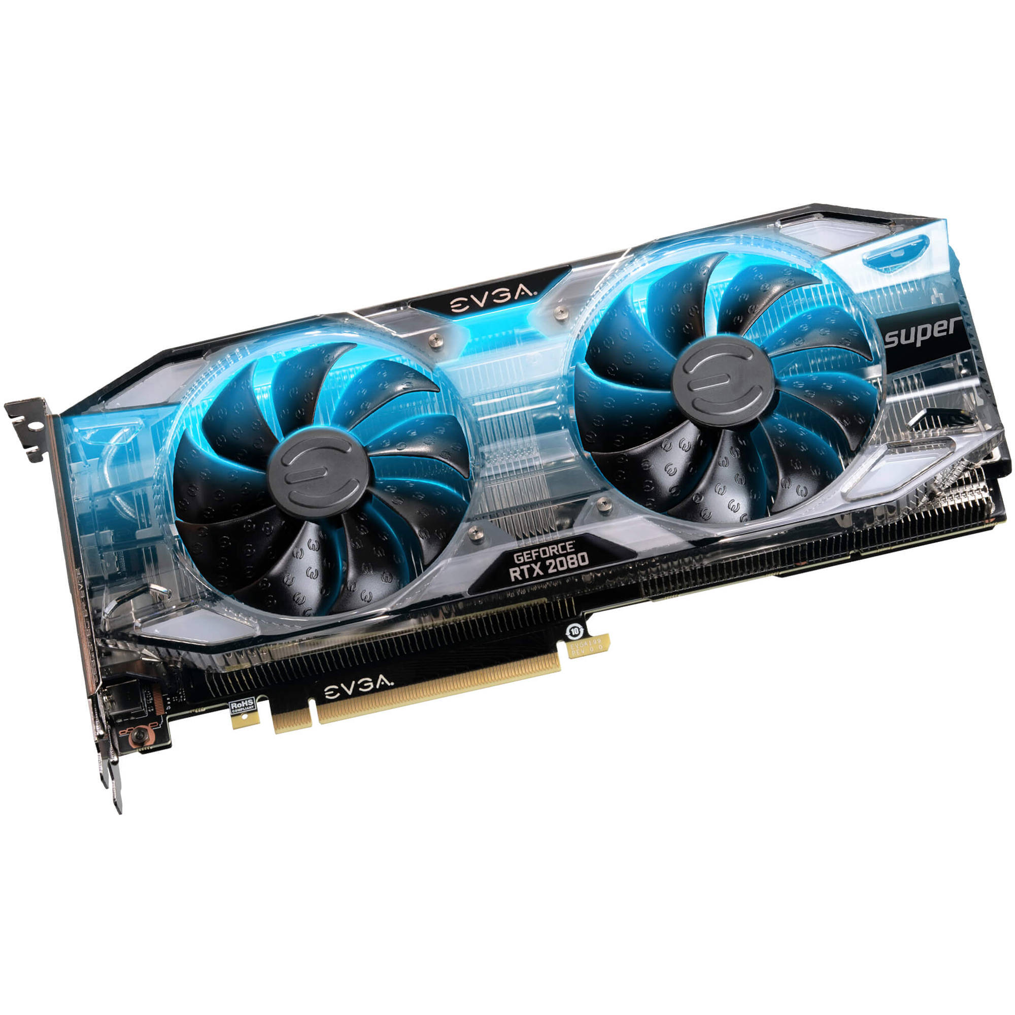 EVGA GeForce RTX 2080 SUPER XC GAMING Graphics Card