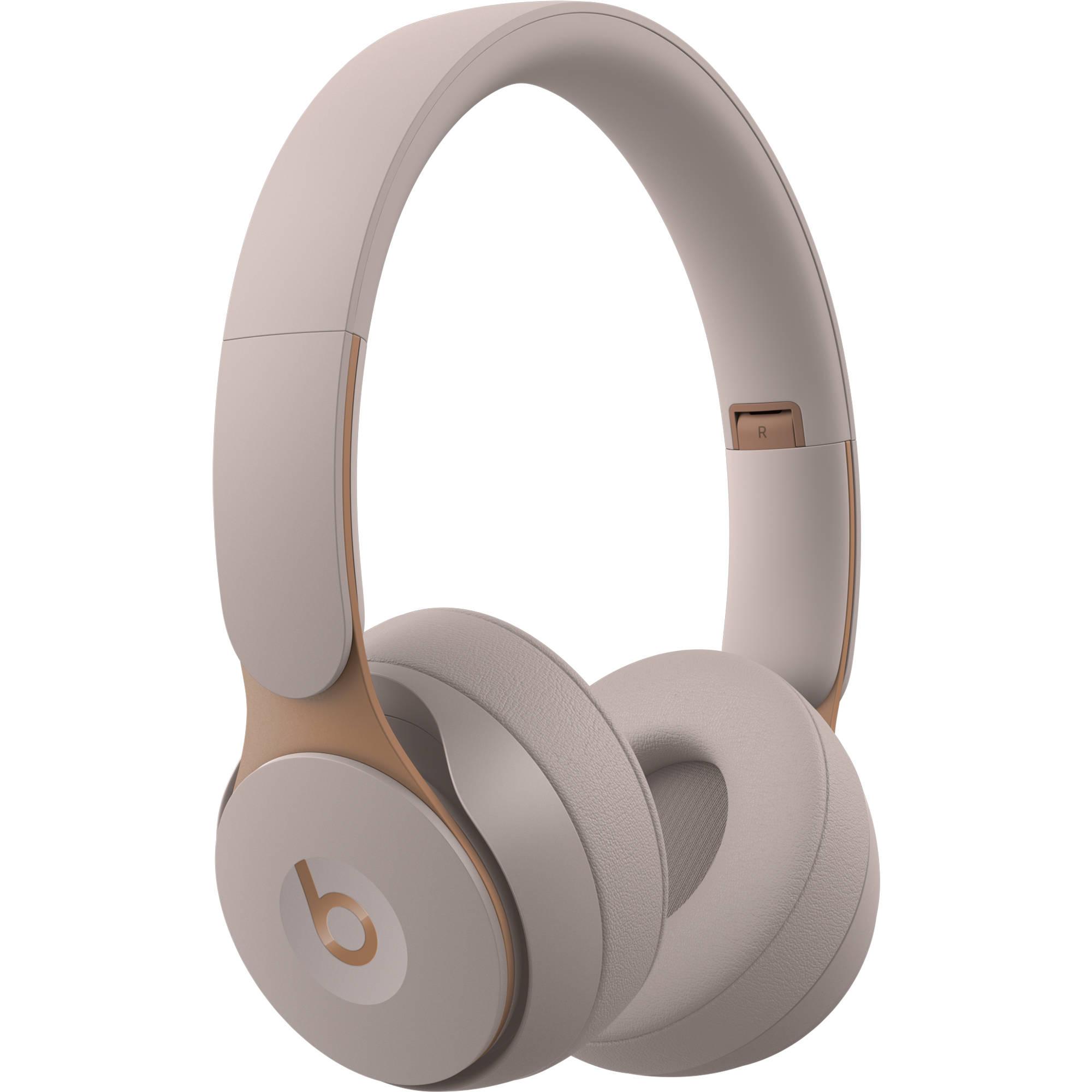 Beats By Dr Dre Solo Pro Wireless Noise Canceling Mrj82lla B H
