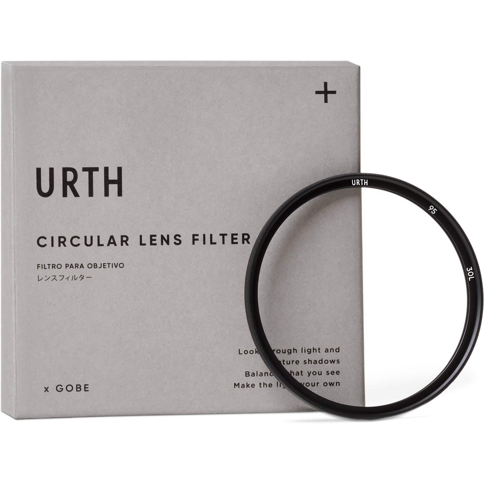 Plus+ CPL Filter Polarisationsfilter Urth x Gobe 43 mm Polfilter