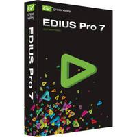 Grass Valley EDIUS Pro 7 Nonlinear Editing Software (Retail Box/Upgrade & Crossgrade)
