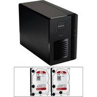 LenovoEMC 4TB (2 x 2TB) Iomega ix2 2-Bay Storage Array
