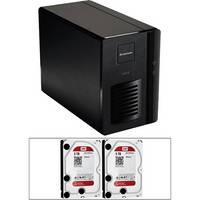 LenovoEMC 6TB (2 x 3TB) Iomega ix2 2-Bay Storage Array