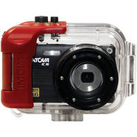 Intova IC16 Digital Camera with Waterproof Housing