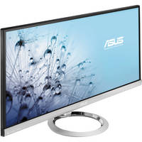 ASUS MX299Q Ultra-Wide 21:9 Cinematic Monitor (Silver and Black)