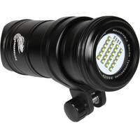 Beneath the Surface CL-01 Rechargeable LED Underwater Video Light