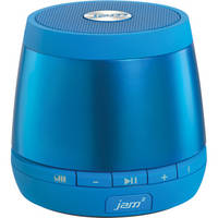 HMDX Jam Plus Wireless Bluetooth Speaker (Blue)