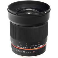 Bower 16mm f/2.0 ED AS UMC CS Lens for Fujifilm X-mount Cameras
