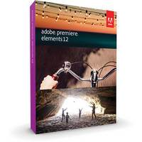 Adobe Premiere Elements 12 for Mac and Windows (Box)