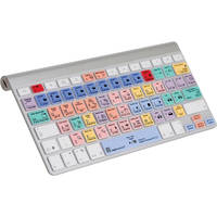 LogicKeyboard Adobe Premiere Pro CC American English MacBook Keyboard Cover
