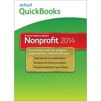 Intuit QuickBooks Premier Nonprofit for Windows 2014 (Electronic Download)
