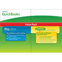Intuit QuickBooks Pro for Windows 2014 with Enhanced Payroll (Electronic Download)