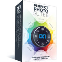 onOne Software Perfect Photo Suite 8 for Adobe Lightroom and Apple Aperture (DVD)