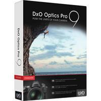 DXO Optics Pro 9 Standard Edition
