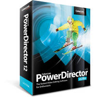 CyberLink PowerDirector 12 Ultra (Windows)