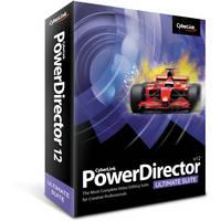 CyberLink PowerDirector 12 Ultimate Suite (Windows)