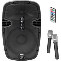 "Pyle Pro PPHP159WMU 15"" 1,600W Bluetooth Loudspeaker System"