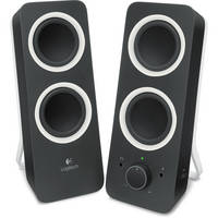 Logitech Multimedia Speakers Z200 (Midnight Black)