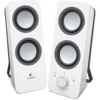 Logitech Multimedia Speakers Z200 (Snow White)