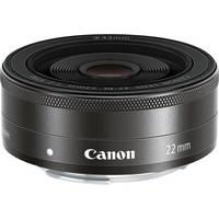 Canon EF-M 22mm f/2 STM Lens (White Box)