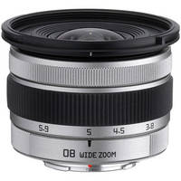 Pentax 3.8-5.9mm f/3.7-4 Zoom Lens for Q Mount Cameras