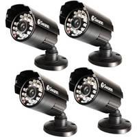 Swann Pro-500 Multi-Purpose Day/Night Security Camera 4 Pack
