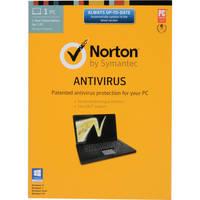 Symantec Norton AntiVirus 2014 for PC (CD-ROM, 1-Year Single User License)