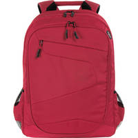 "Tucano Lato Backpack for 15.6"" & 17"" Notebooks, 17"" MacBook Pro, & 15"" MacBook Pro with Retina Display (Red)"