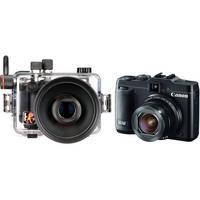 Ikelite Underwater Housing with Canon PowerShot G16 Digital Camera Kit