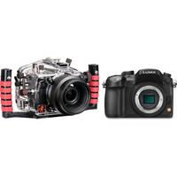 Ikelite Underwater Housing with Panasonic Lumix DMC-GH3 Mirrorless Camera Kit