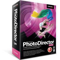 CyberLink PhotoDirector 5 Ultra Software