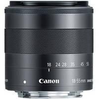 Canon EF-M 18-55mm f/3.5-5.6 IS STM Lens (White Box)