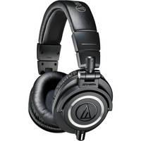 Audio-Technica ATH-M50x Monitor Headphones (Black)