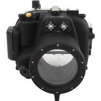 Polaroid Underwater Housing for Canon EOS Rebel T3i or T4i DSLR Camera and 18-55mm Lens