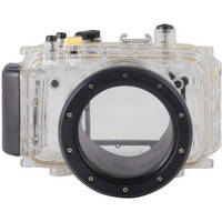 Polaroid Underwater Housing for Panasonic LUMIX GF3 Micro Four Thirds Camera and 14-42mm Lens