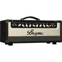 Bugera V22HD Infinium 22W Vintage 2-Channel Guitar Amplifier Head