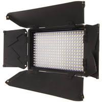 ikan iLED312-SB On-Camera Bi-Color LED Spot Light with Digital Display