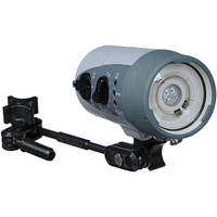 Ikelite DS160 Substrobe with Ball Arm and Sync Cord Package for Underwater Photography