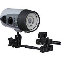 Ikelite DS161 Underwater Substrobe with Ball Arm and Sync Cord Package
