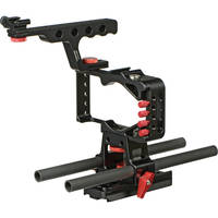 Varavon Armor Pocket Cage with Handle for BMPCC