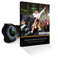MOSHE ZUSMAN PHOTOGRAPHY DVD: Perfect Venue Lighting