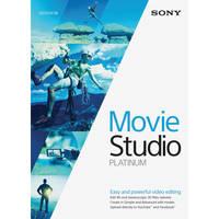 Sony Movie Studio Platinum 13 (500+ Licenses)