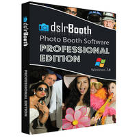 dslrBooth Professional Windows Edition Photo Booth Software (Download)