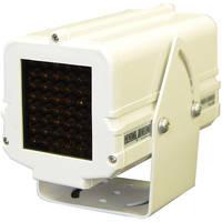Speco Technologies Indoor/Outdoor 48 Infrared LED Illuminator (117V, White Housing)