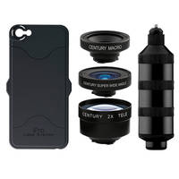 iPro Lens by Schneider Optics Series 2 Trio Kit for iPhone 5s