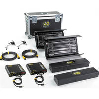 Kino Flo Interview DMX 2' 4Bank Two Light Kit (Europlug)